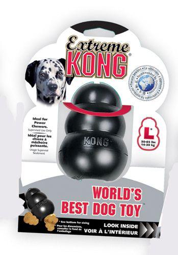 Игрушка Kong Extreme очень прочная для собак
