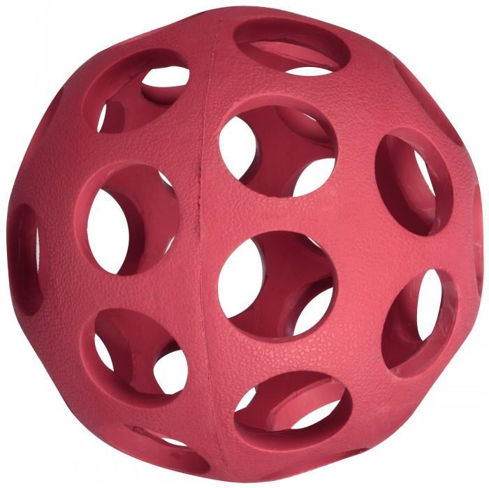 Игрушка JW Pet Hol-ee Bowler Dog Toys Large Мяч с круглыми отверстиями большой для собак