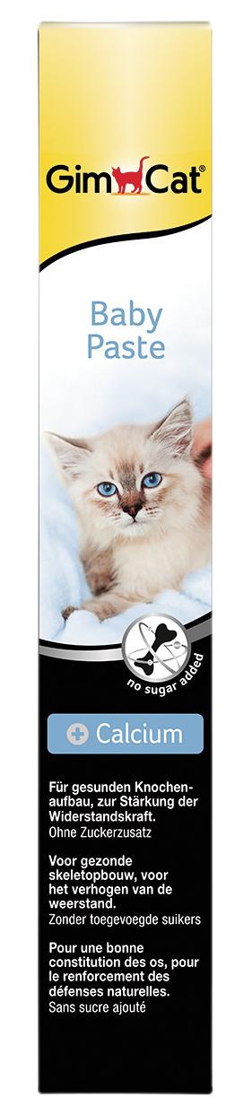 Паста Gimpet Baby-Paste с кальцием для котят