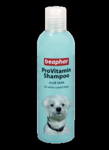 Шампунь Beaphar Pro Vitamin для собак белых окрасов 250 мл