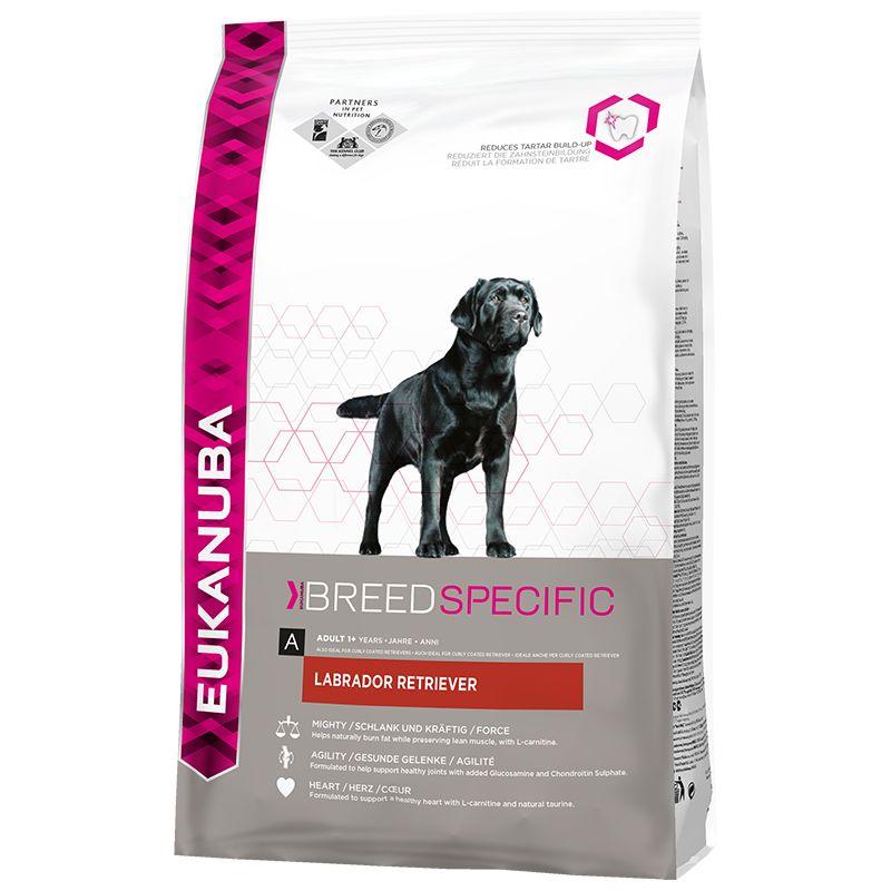 Сухой корм Eukanuba Breed Nutrition (DNA) Лабрадор-Ретривер