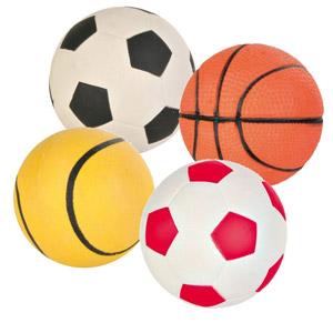 Игрушка Trixie Мяч из мягкой резины для собак