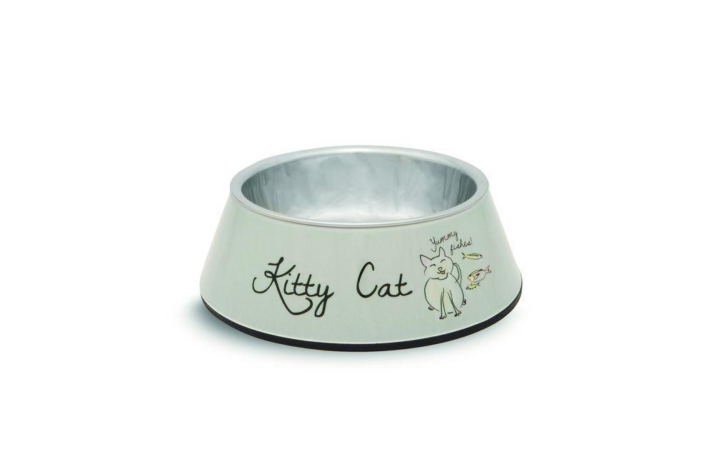 Миска I.P.T.S. Kitty 2в1 для кошек