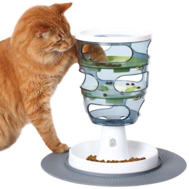 Кормушка-головоломка Hagen Catit Feeding Maze для кошек