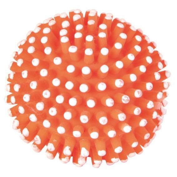Игрушка Trixie Мяч игольчатый для собак 7,5 см