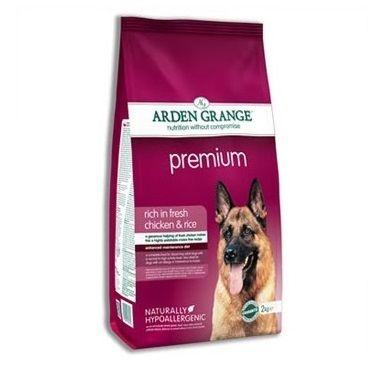 Сухой корм Arden Grange Adult Dog Premium для взрослых собак
