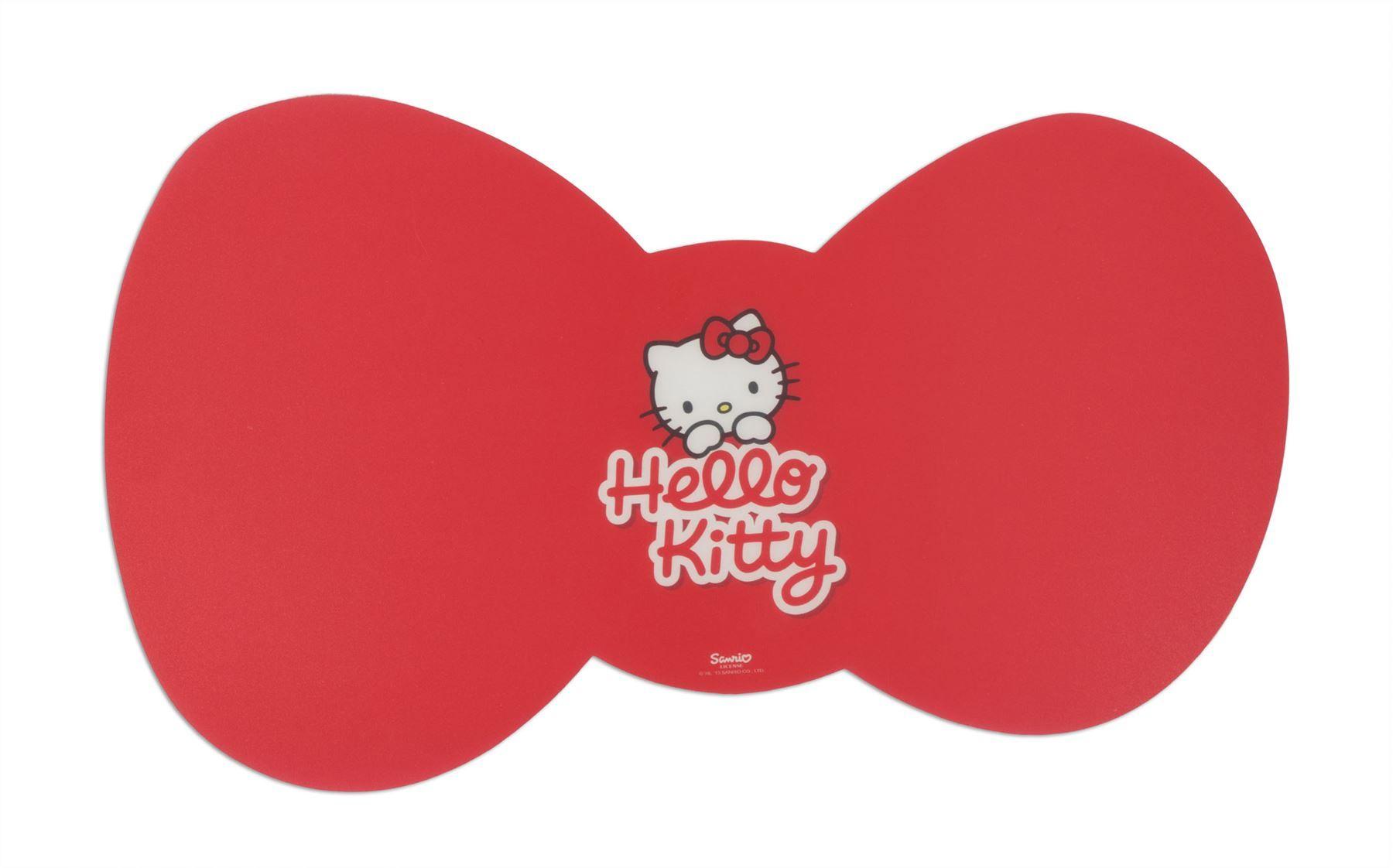 Коврик Hello Kitty для кормления кошек