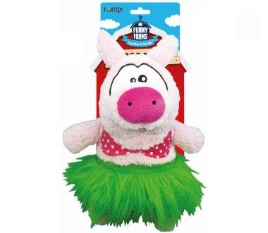 Игрушка R2P Funny Farms Свинка для собак