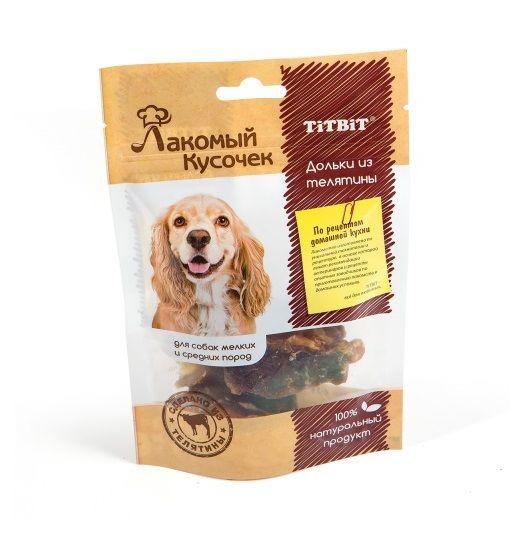 Лакомый кусочек TiTBiT для собак