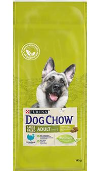 Сухой корм Dog Chow Adult Large Breed для собак крупных пород