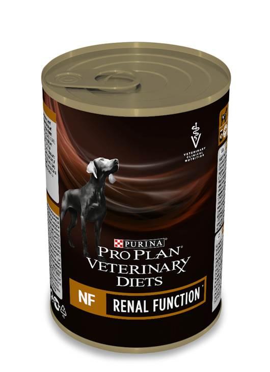 Консервы Pro Plan Veterinary Diets NF Kidney Function для собак при патологии почек 400 г