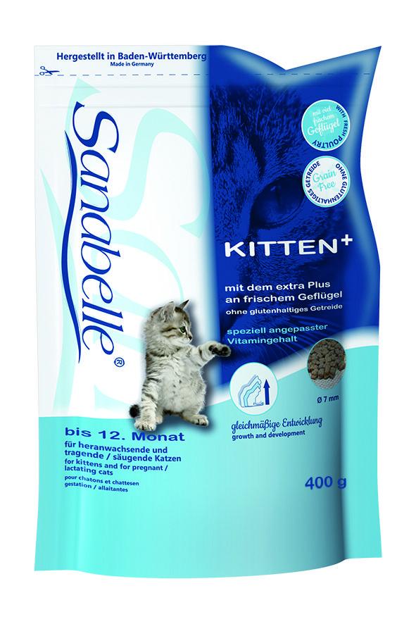 Сухой корм Sanabelle Kitten для котят