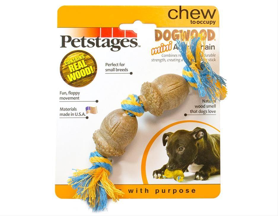 Игрушка Petstages Dogwood Acorn Chain для собак