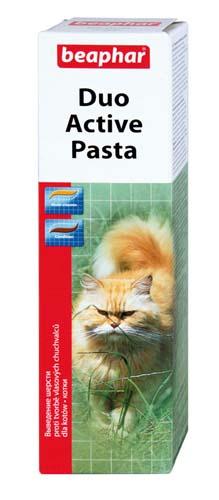 Паста Beaphar Duo Active Pasta мультивитаминная для кошек 100 г