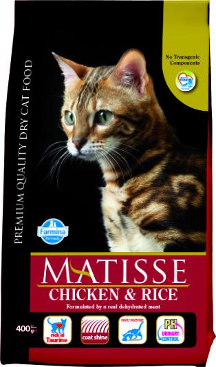 Сухой корм Farmina Matisse для взрослых кошек