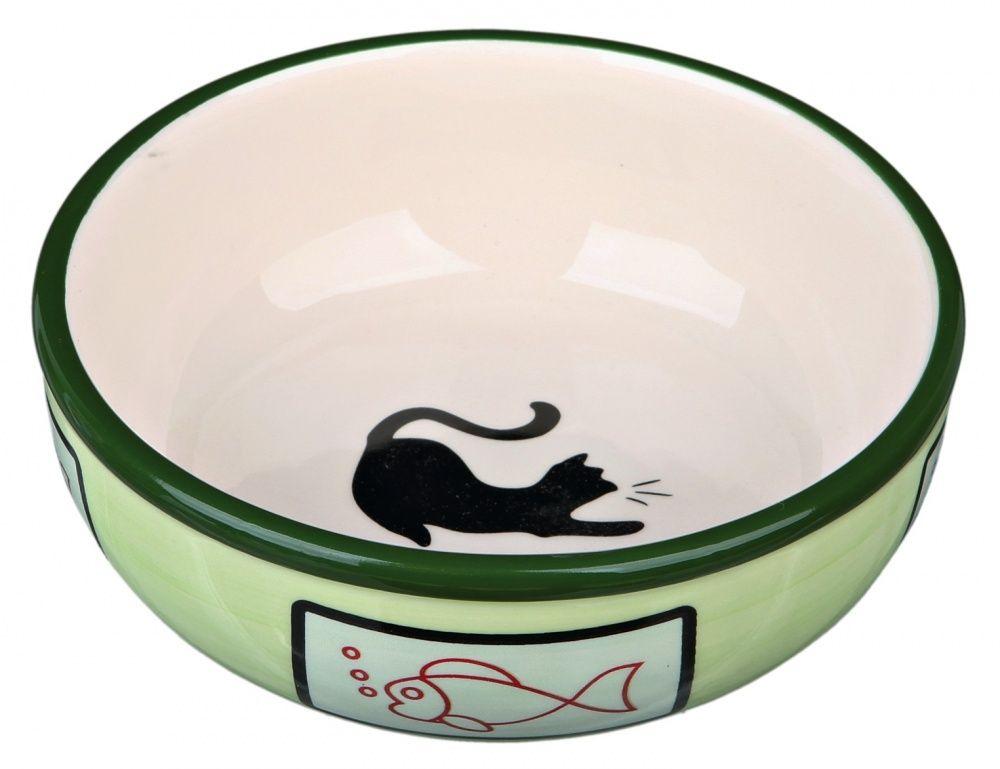 Миска Trixie керамическая для кошек