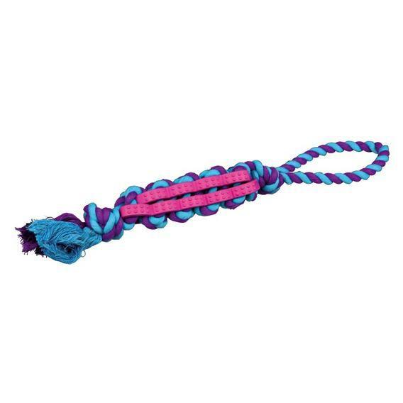 Игрушка Trixie Denta Fun Узлы на веревке для собак