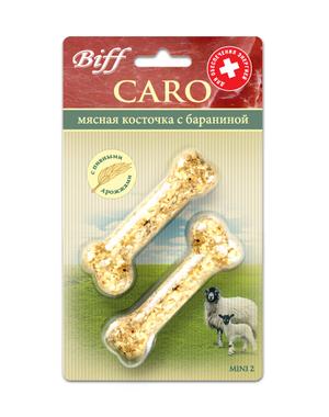 Косточка Caro с бараниной TiTBiT mini 2 для собак