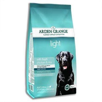 Сухой корм Arden Grange Adult Dog Light диетический для взрослых собак