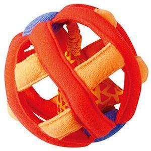 Игрушка Petstages Mini Jingle Cage Клетка текстильная для собак