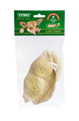 Губы говяжьи TiTBiT в мягкой упаковке для собак