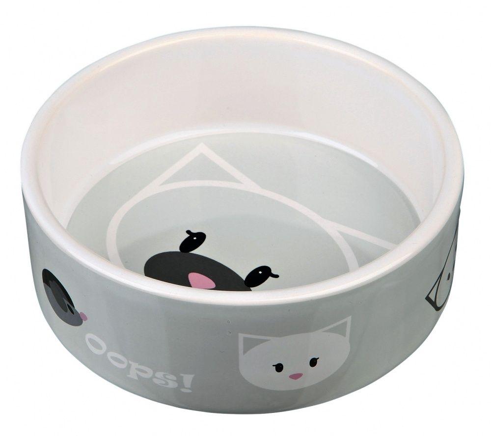 Миска Trixie Mimi керамическая для кошек