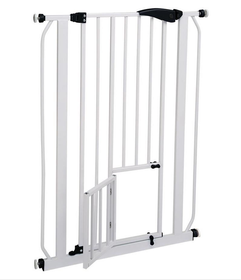 Межкомнатная перегородка Ferplast PET GATE с дополнительной дверцей
