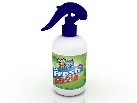 Спрей Mr. Fresh для очищения лотков собак и кошек 200 мл