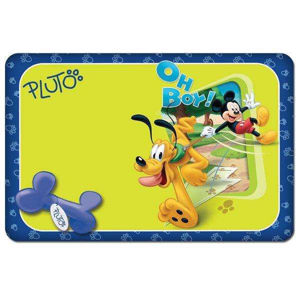 Коврик под миску Triol Disney Pluto