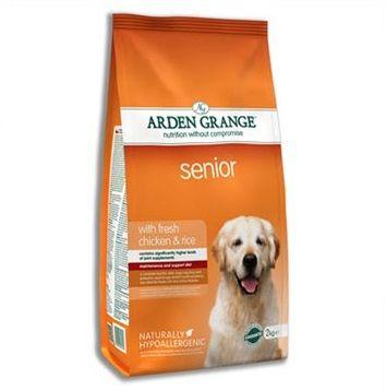 Сухой корм Arden Grange Dog Senior для собак преклонного возраста