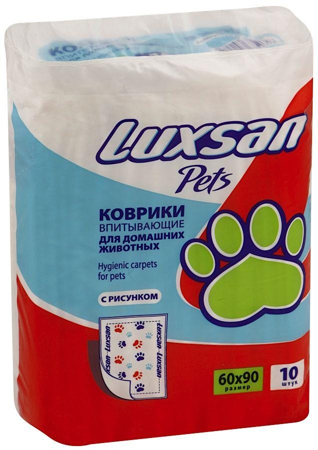 Коврики Luxsan Pets впитывающие для домашних животных