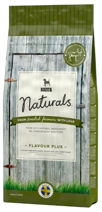 Сухой корм Bozita Naturals Flavour Plus с мясом оленя для собак