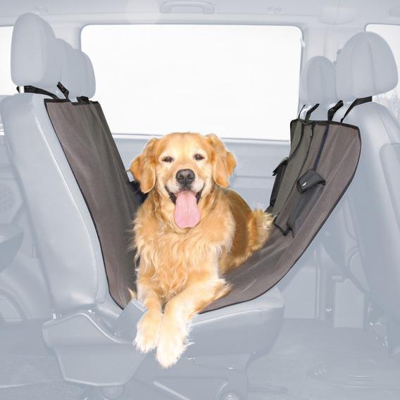 Автомобильная подстилка Trixie 13233 коричневая на сиденье для собак