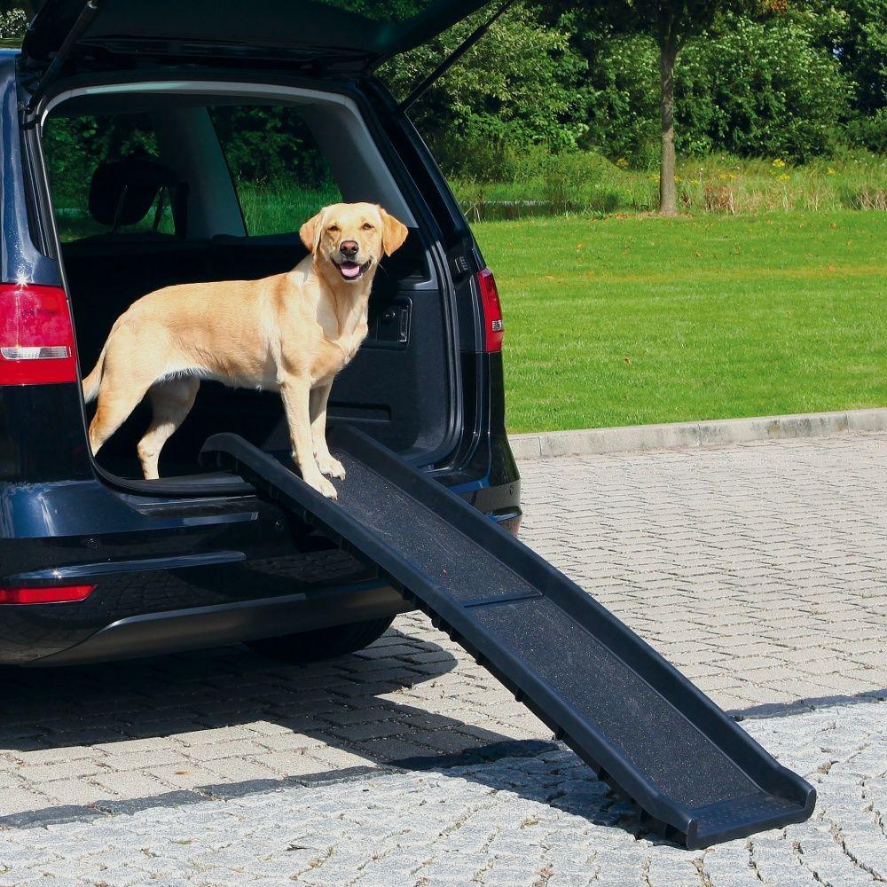 Пандус для багажника автомобиля Trixie для собаки весом до 90 кг