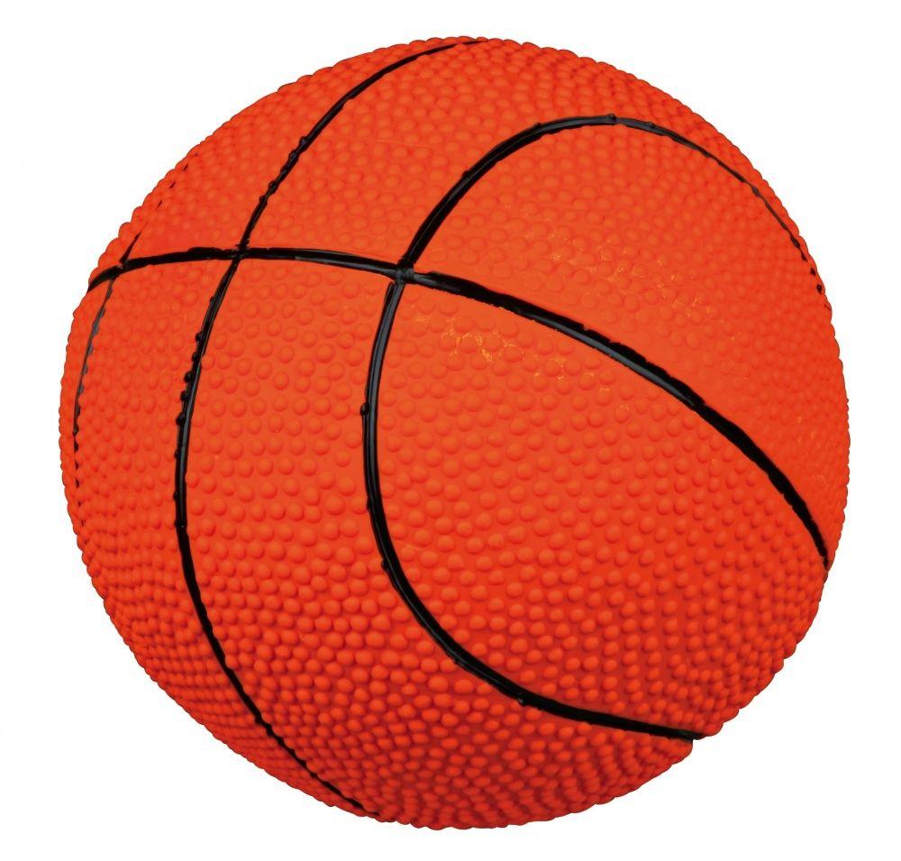 Игрушка Trixie Мяч баскетбольный для собак