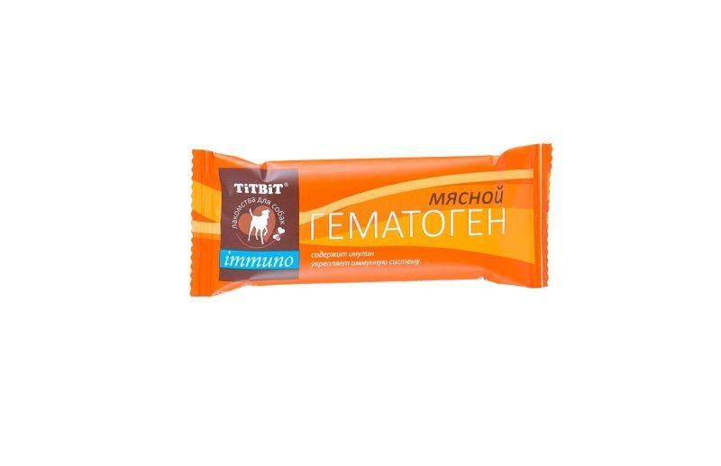 Гематоген TiTBiT мясной Immuno