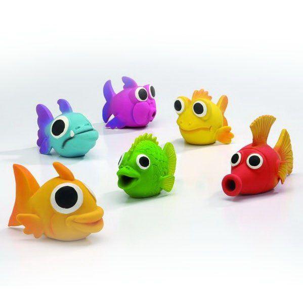 Игрушка I.P.T.S. Beeztees Рыбка для собак в ассортименте