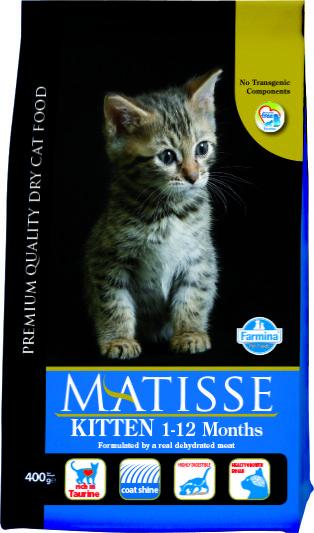 Сухой корм Farmina Matisse Kitten для котят