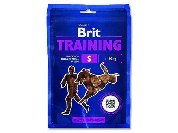 Дрессировочные снеки Brit Training S для взрослых собак мелких пород