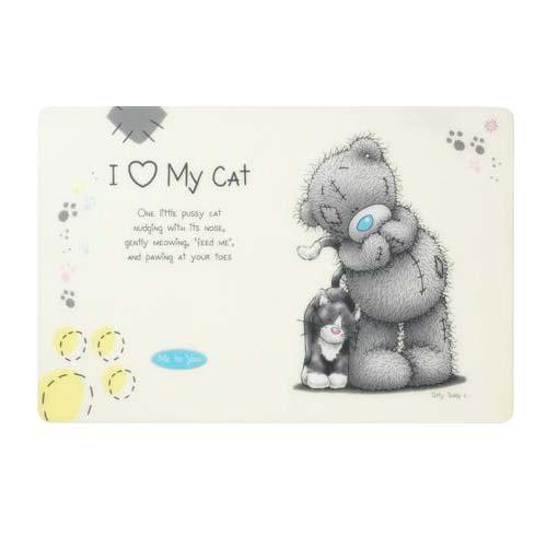 Коврик под миску Me To You Cat Feeding Mat для кошек