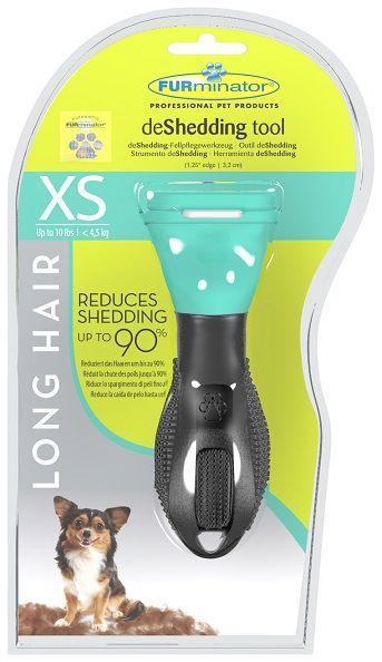 Фурминатор FURminator Long Hair Tool Toy Dog для длинношерстных карманных собачек 3 см