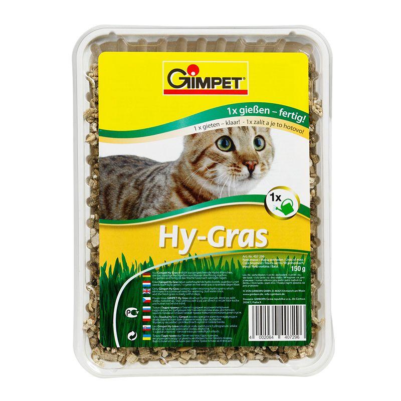 Травка Gimpet гидро для кошек, 150 г
