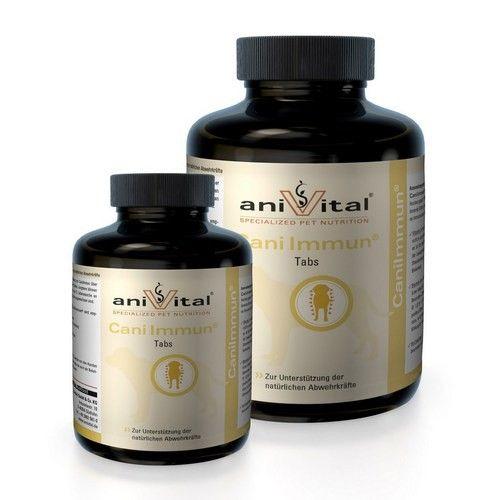 Дополнительное питание Anivital Caniimmun для укрепления иммунитета собак