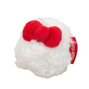 Меховой мячик Hello Kitty Cat Nip Fur Balls с кошачьей мятой