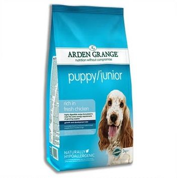 Сухой корм Arden Grange Dog Puppy/Junior для щенков и молодых собак
