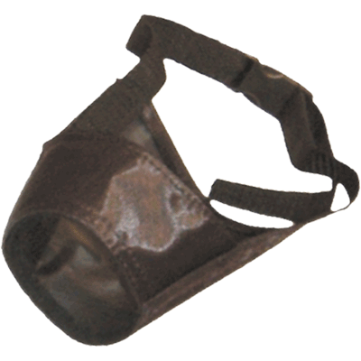 Намордник Зооник нейлоновый №3 (лабрадор, доберман, сеттер, далматин, бультерьер)
