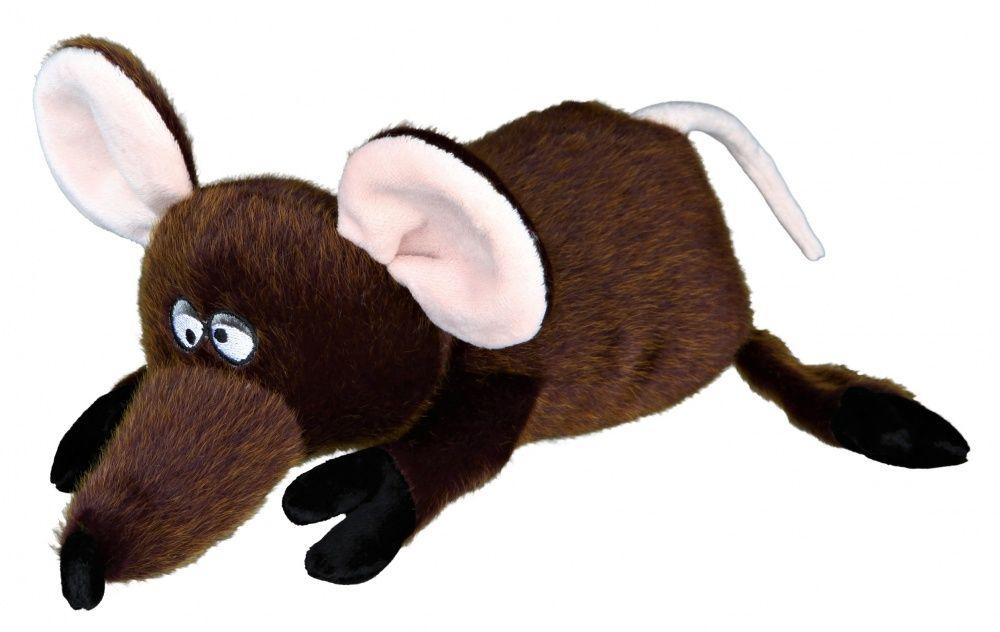 Игрушка Trixie Крыса для собак