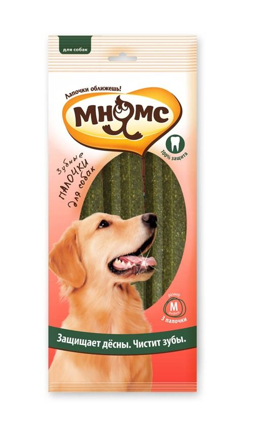 Зубные палочки Мнямс размер М для собак