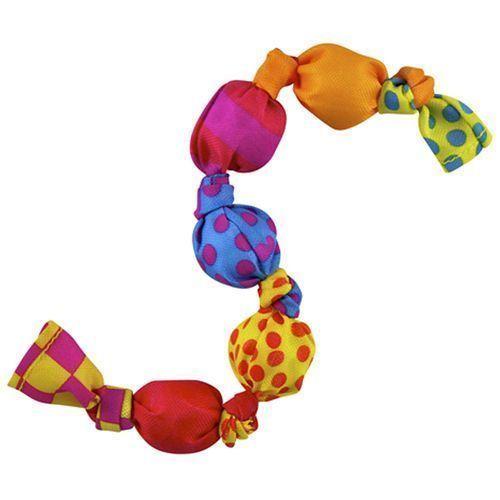 Игрушка Petstages Mini Stuffing Free Squeak Chain Жевательная цепь для собак