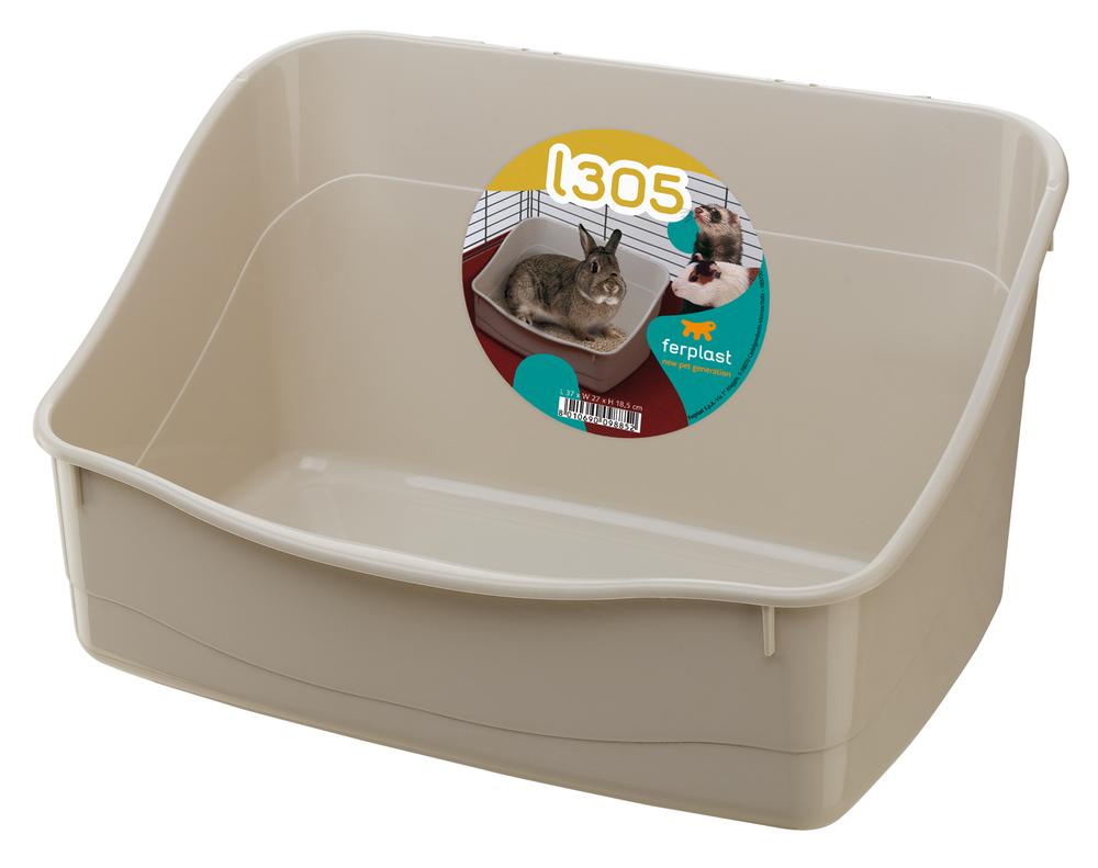 Туалет Ferplast L305 для кролика